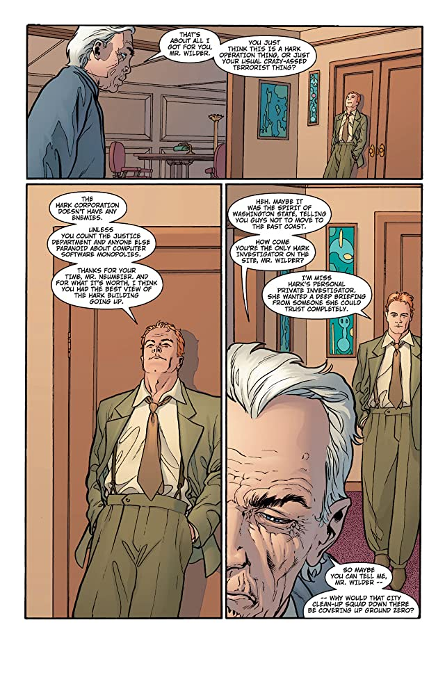 click for super-sized previews of Planetary #4