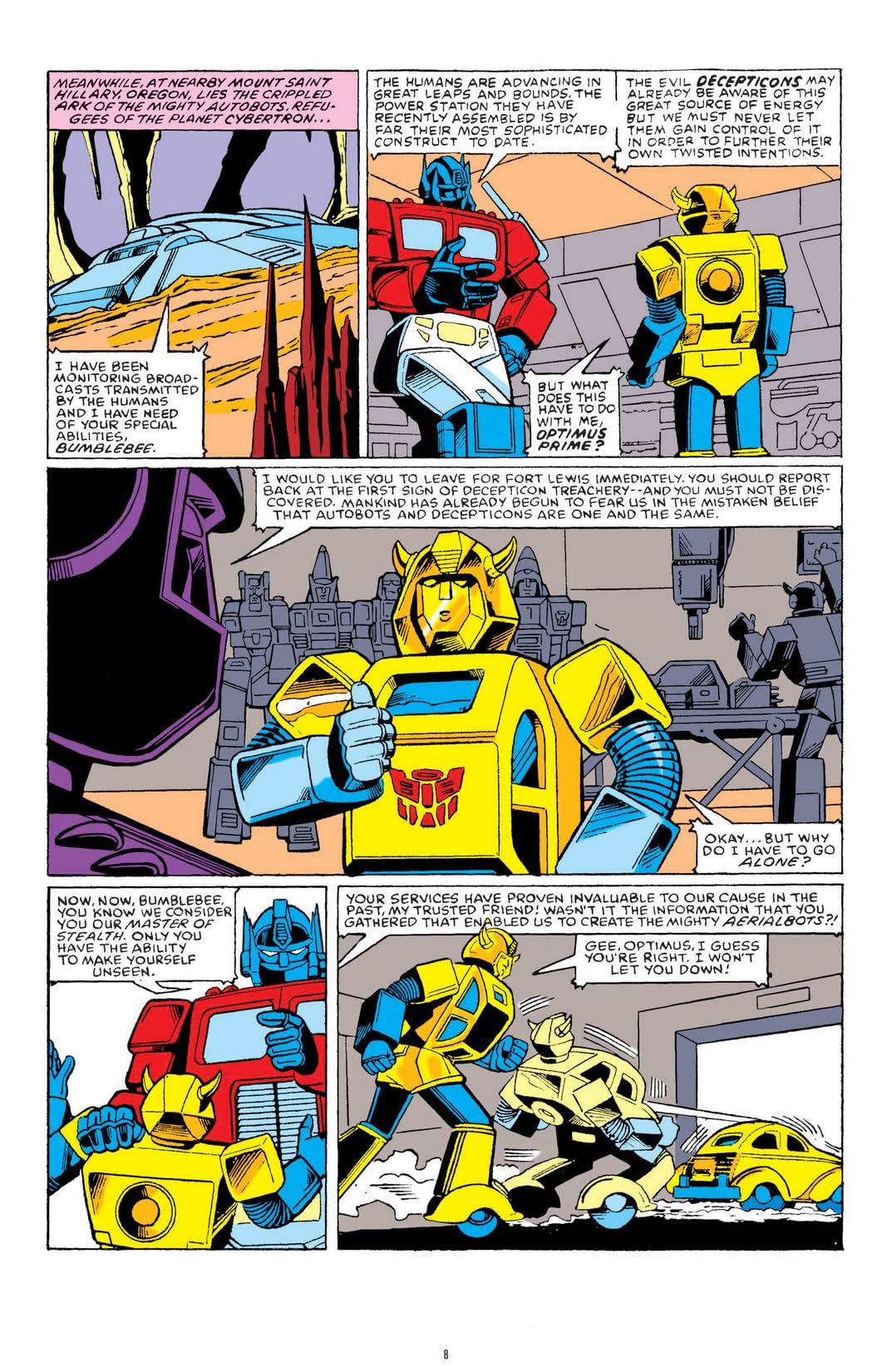 G.I. Joe / Transformers Vol. 1