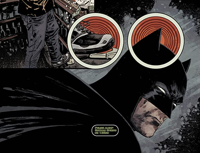 click for super-sized previews of Legends of the Dark Knight (2012-) #16