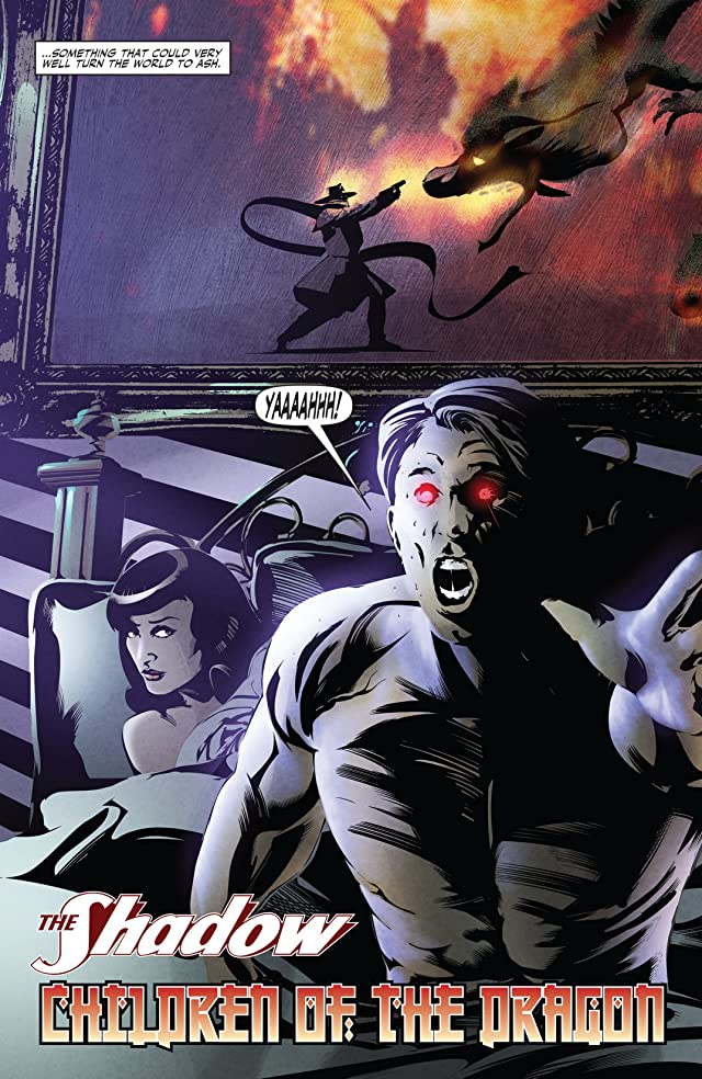 click for super-sized previews of The Shadow: Annual #1