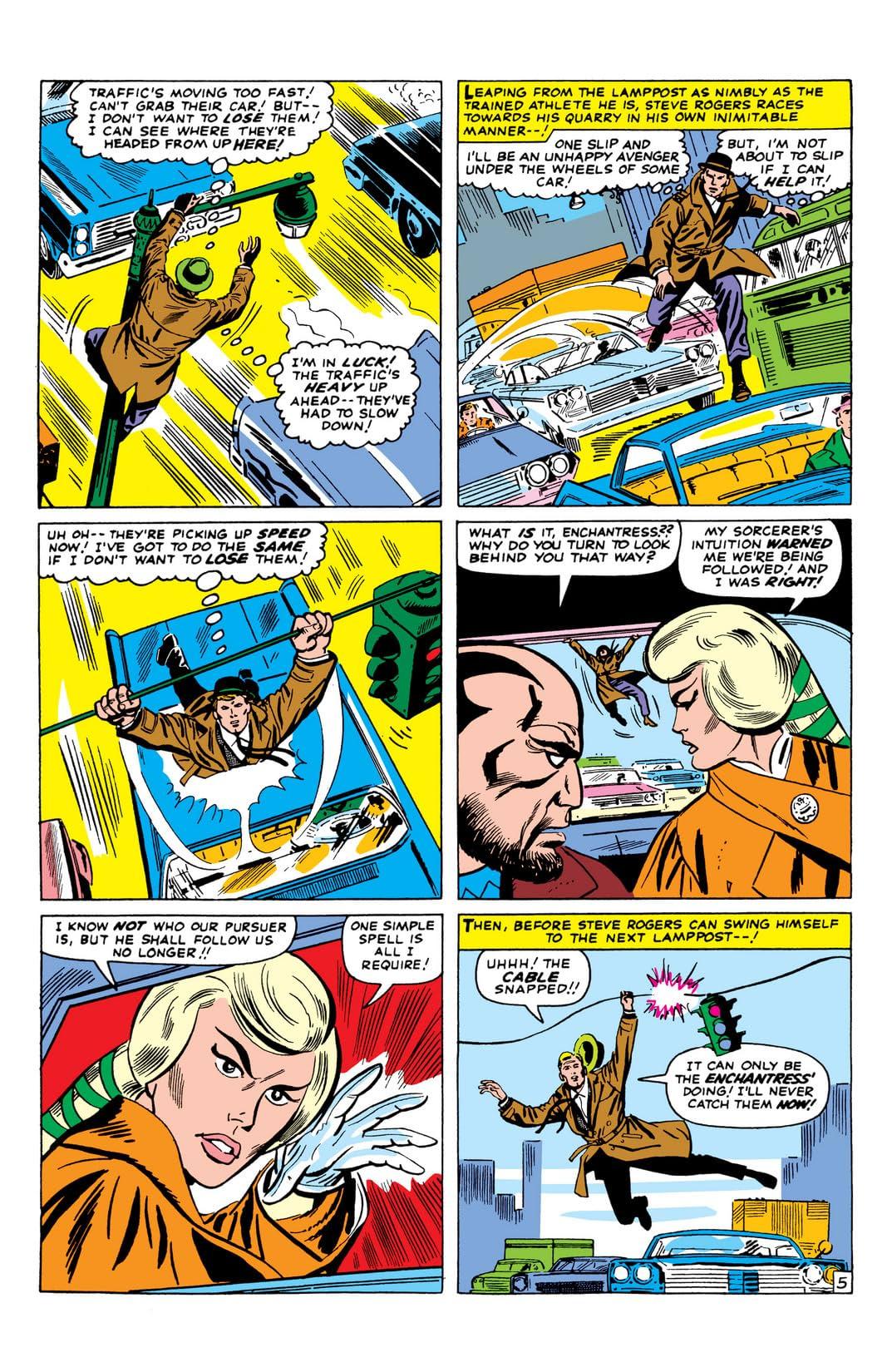 Avengers (1963-1996) #15