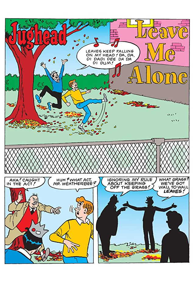 click for super-sized previews of PEP Digital #24: Archie Fall Fun
