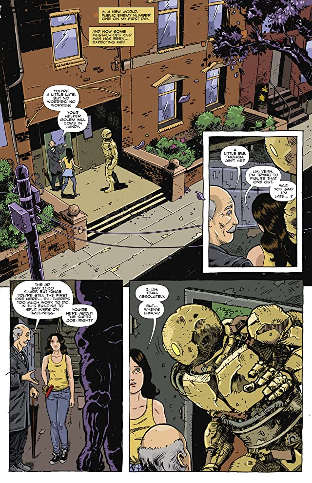 Amelia Cole #3: Unknown World Part 3
