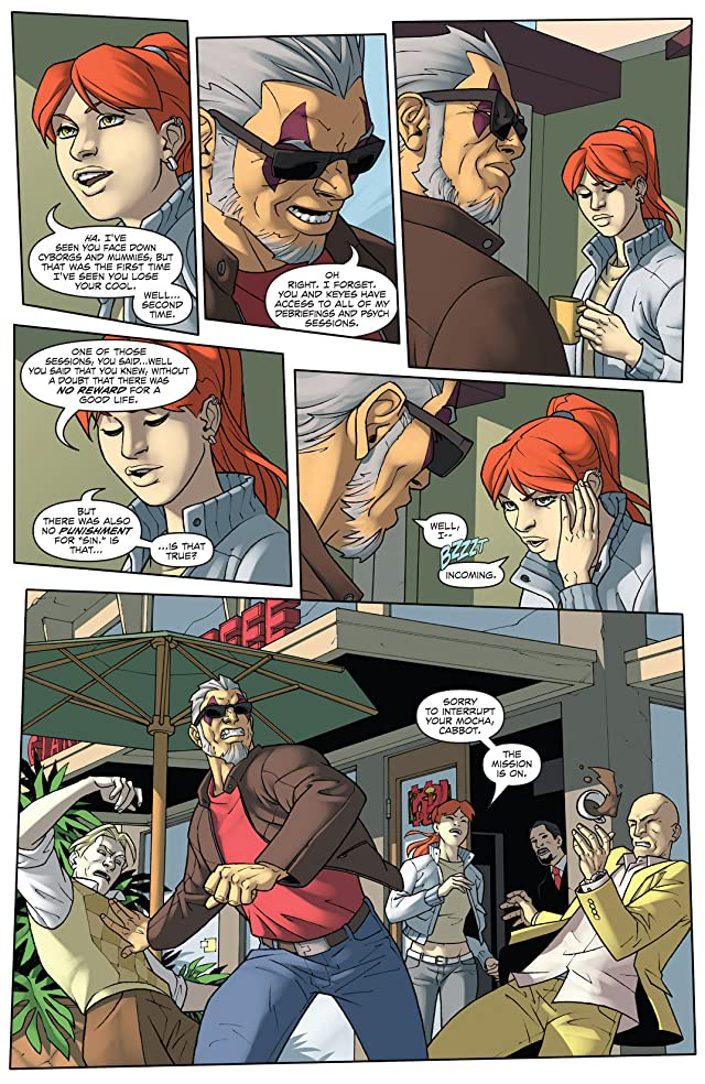 click for super-sized previews of Bloodstrike #31