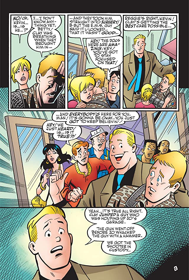 click for super-sized previews of Archie Marries Veronica #23