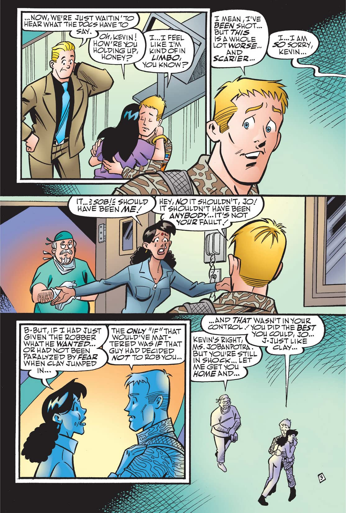 Archie Marries Veronica #23