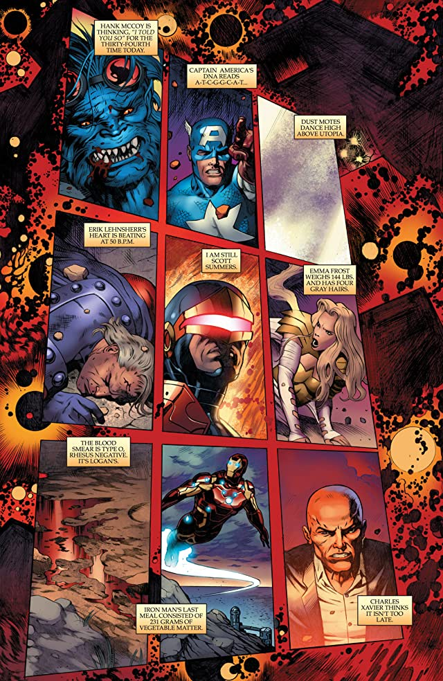 click for super-sized previews of Uncanny X-Men (2011-2012) #19