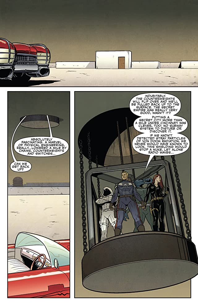 click for super-sized previews of Secret Avengers (2010-2012) #16