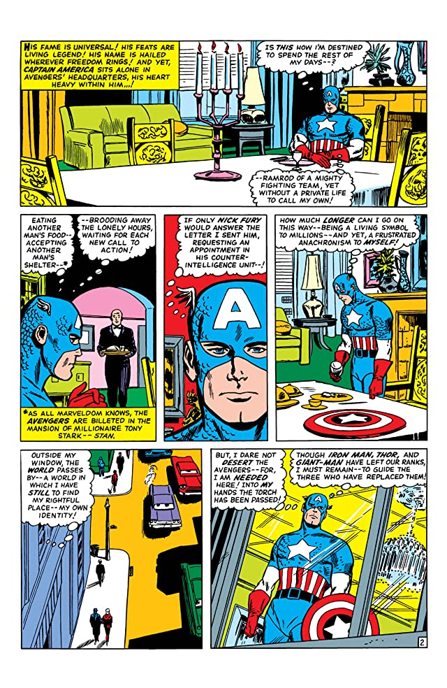 click for super-sized previews of Avengers (1963-1996) #18