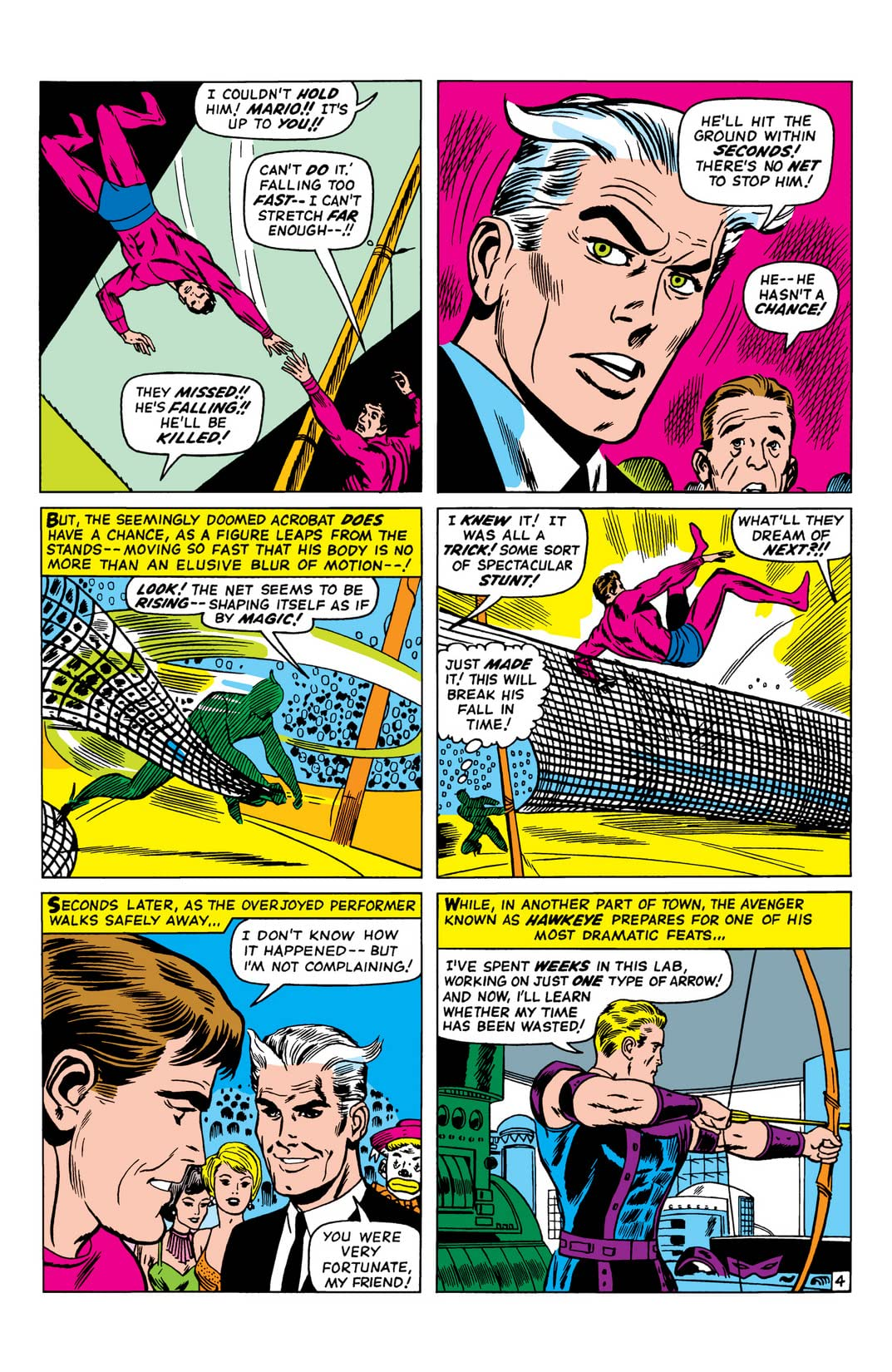 Avengers (1963-1996) #18