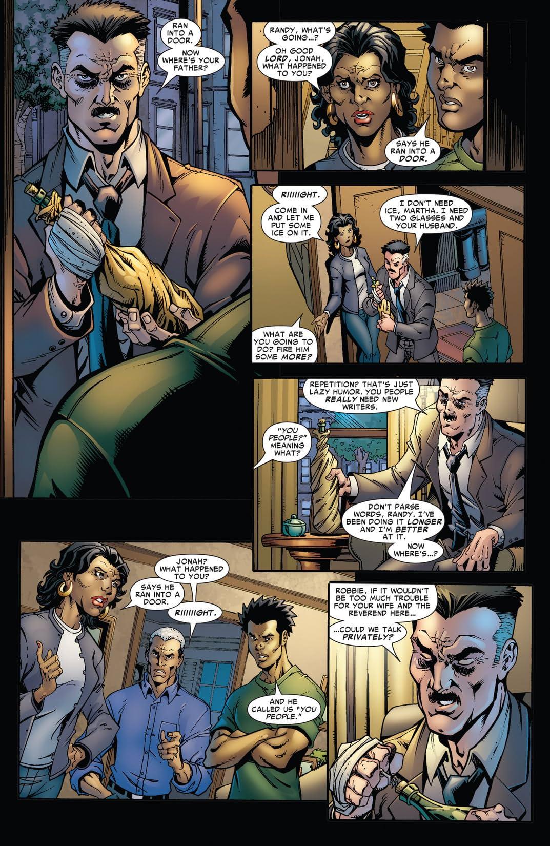Friendly Neighborhood Spider-Man (2005-2007) #23