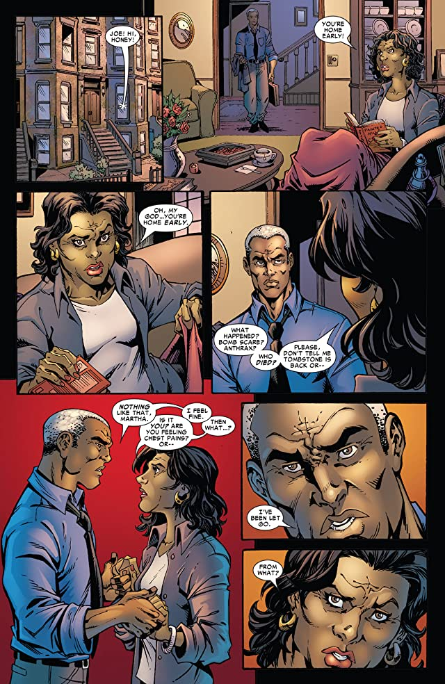 click for super-sized previews of Friendly Neighborhood Spider-Man (2005-2007) #22