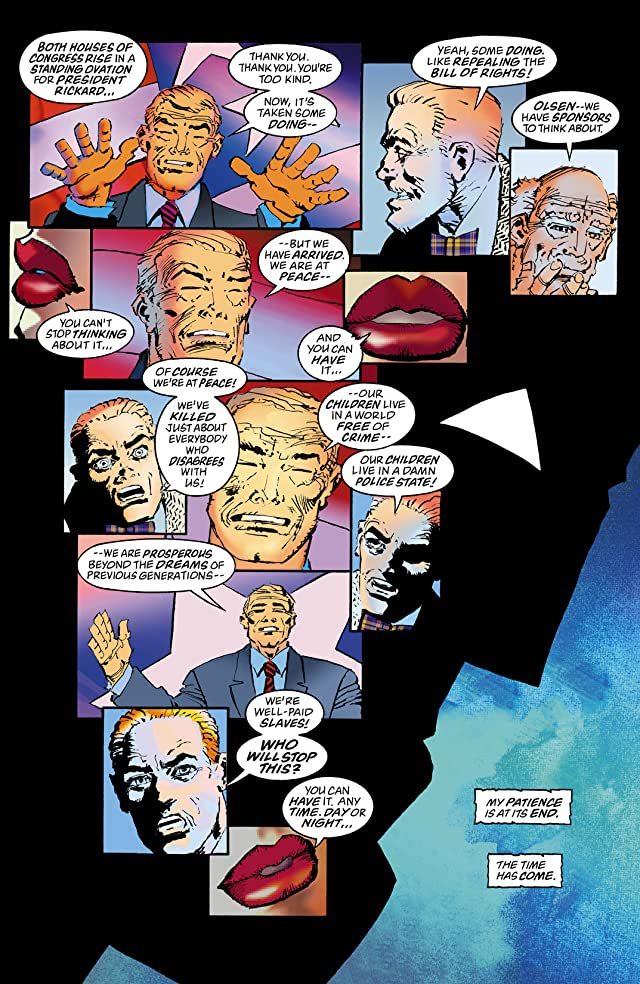 The Dark Knight Strikes Again #1 (of 3)