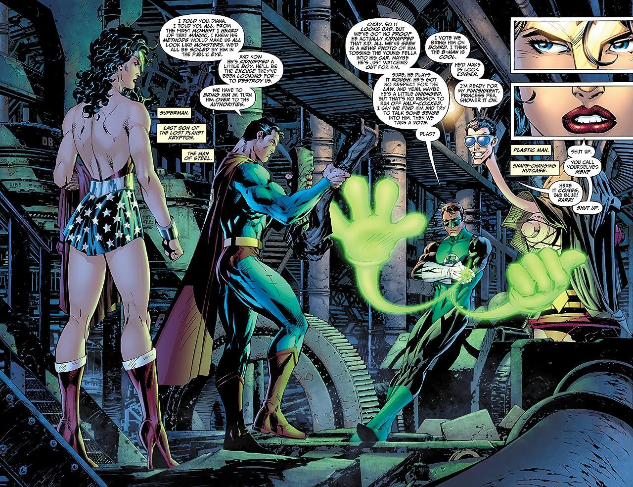 All-Star Batman and Robin, the Boy Wonder #5