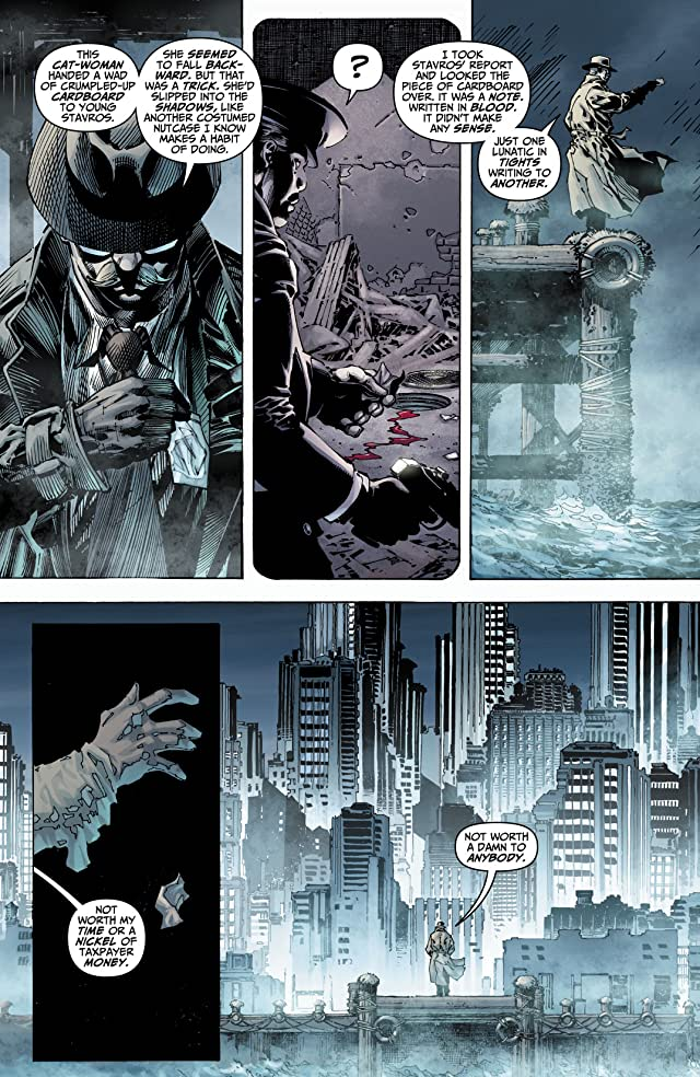 click for super-sized previews of All Star Batman and Robin, The Boy Wonder #10