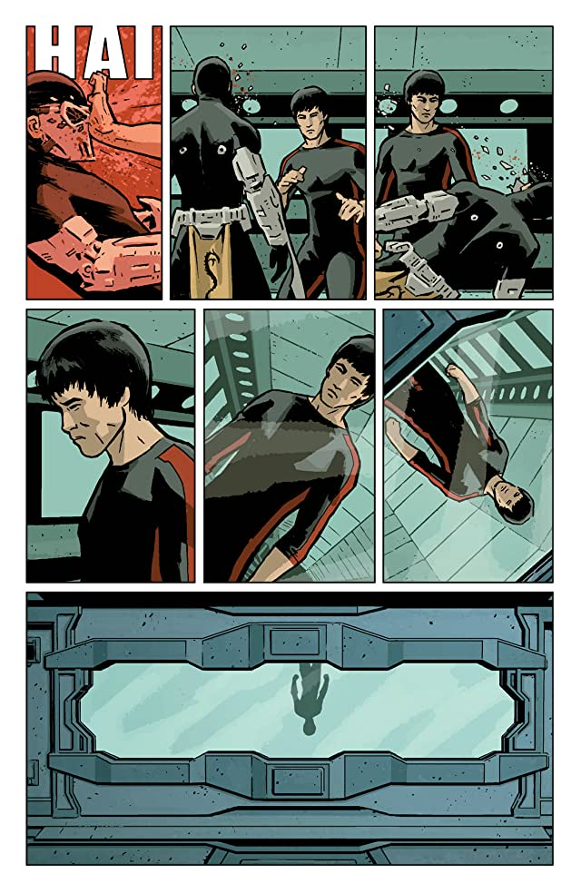 click for super-sized previews of Secret Avengers (2010-2012) #18