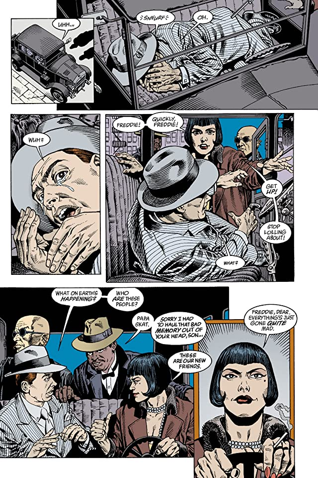click for super-sized previews of The Invisibles Vol. 2 #9