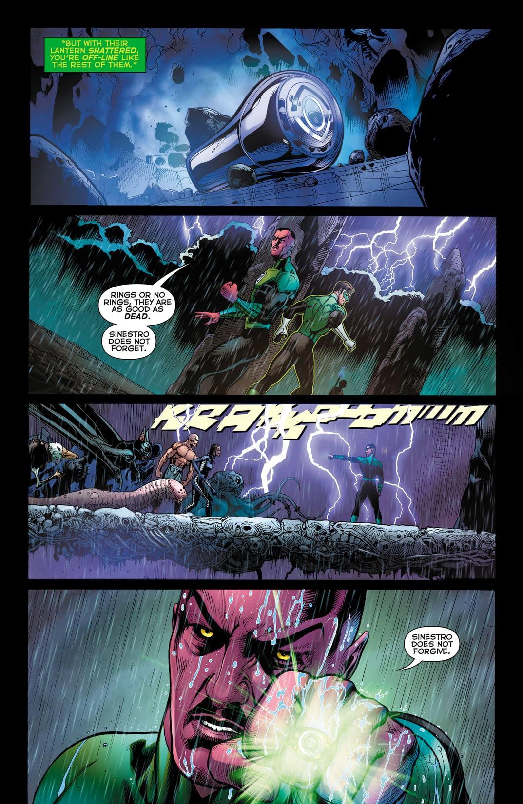 Green Lantern (2011-2016) #10