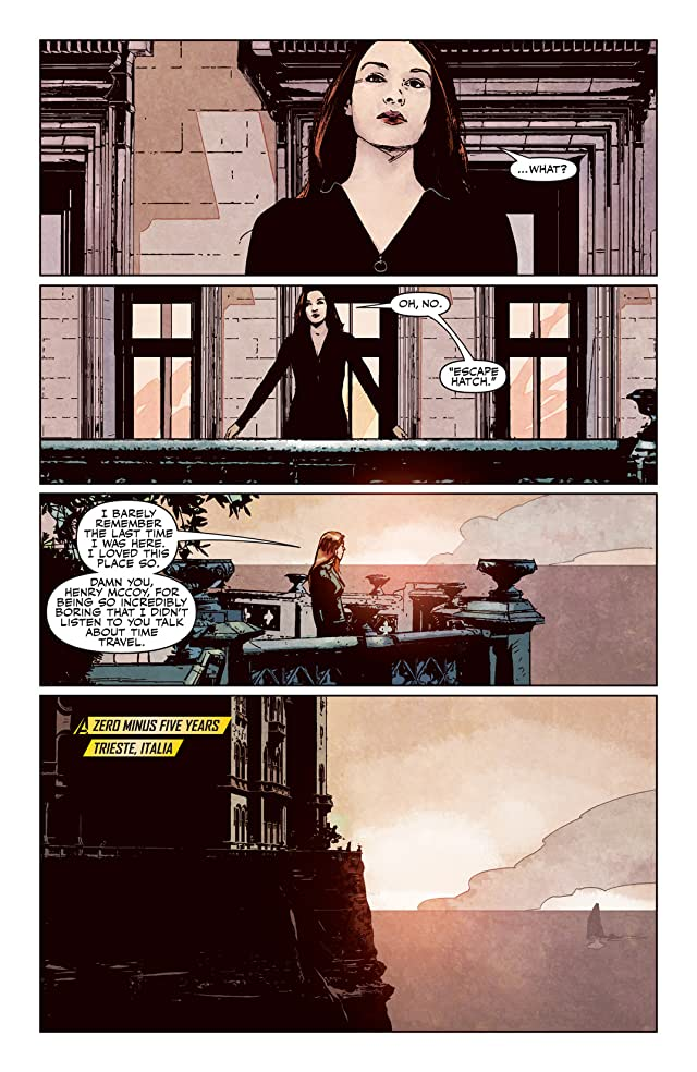 click for super-sized previews of Secret Avengers (2010-2012) #20