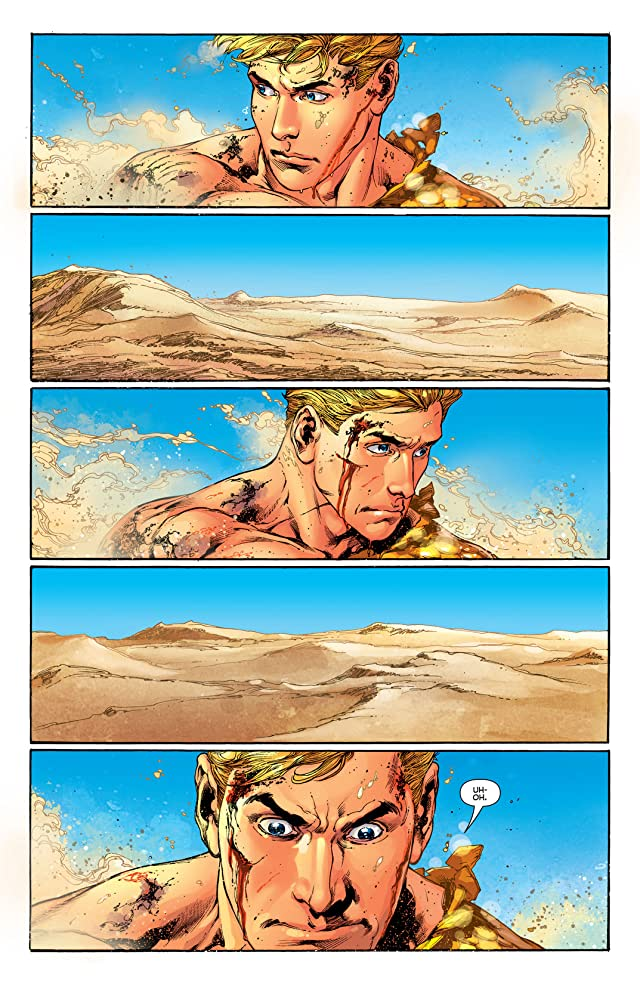 click for super-sized previews of Aquaman (2011-) #5