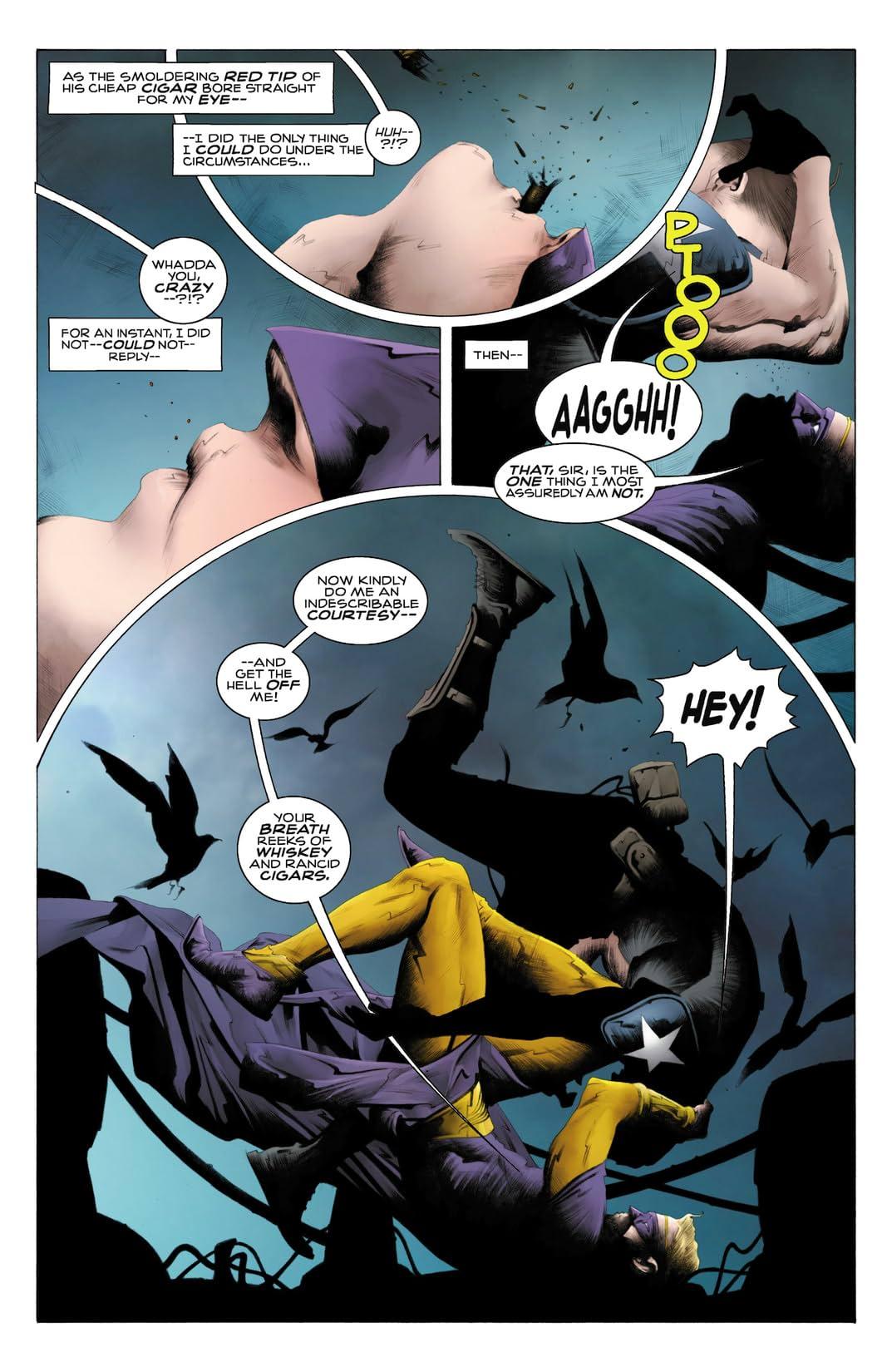 Before Watchmen: Ozymandias #3 (of 6)