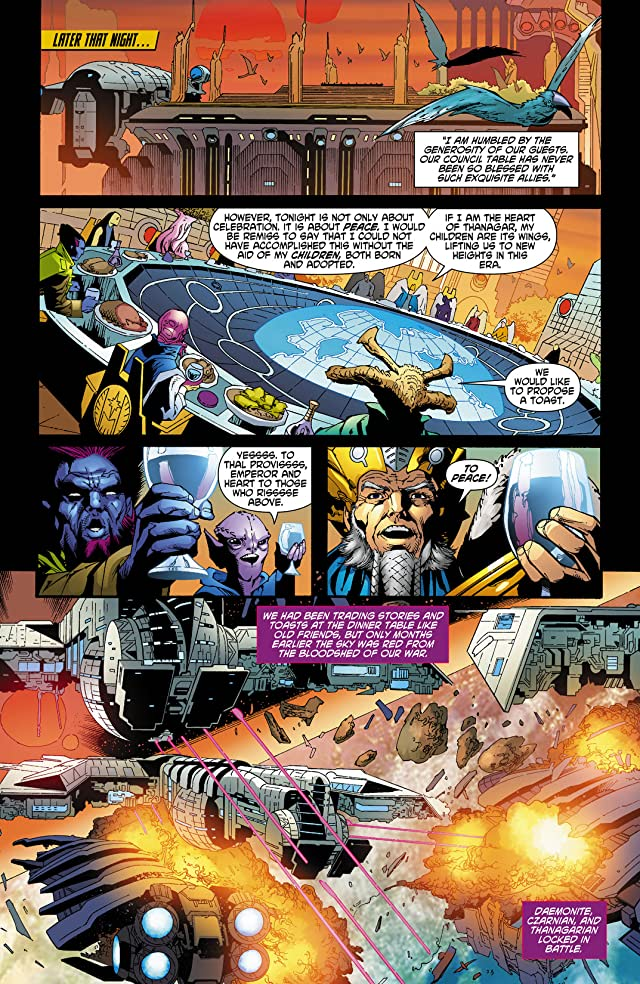 click for super-sized previews of The Savage Hawkman (2011-2013) #0