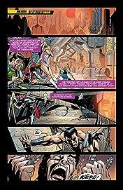 The Savage Hawkman (2011-2013) #0