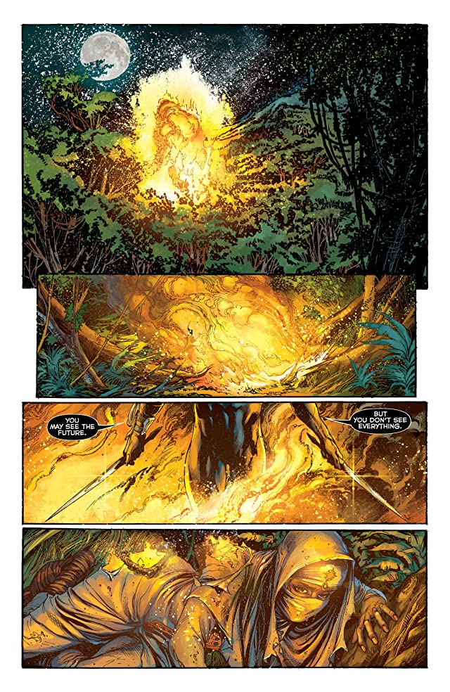 click for super-sized previews of Aquaman (2011-) #7