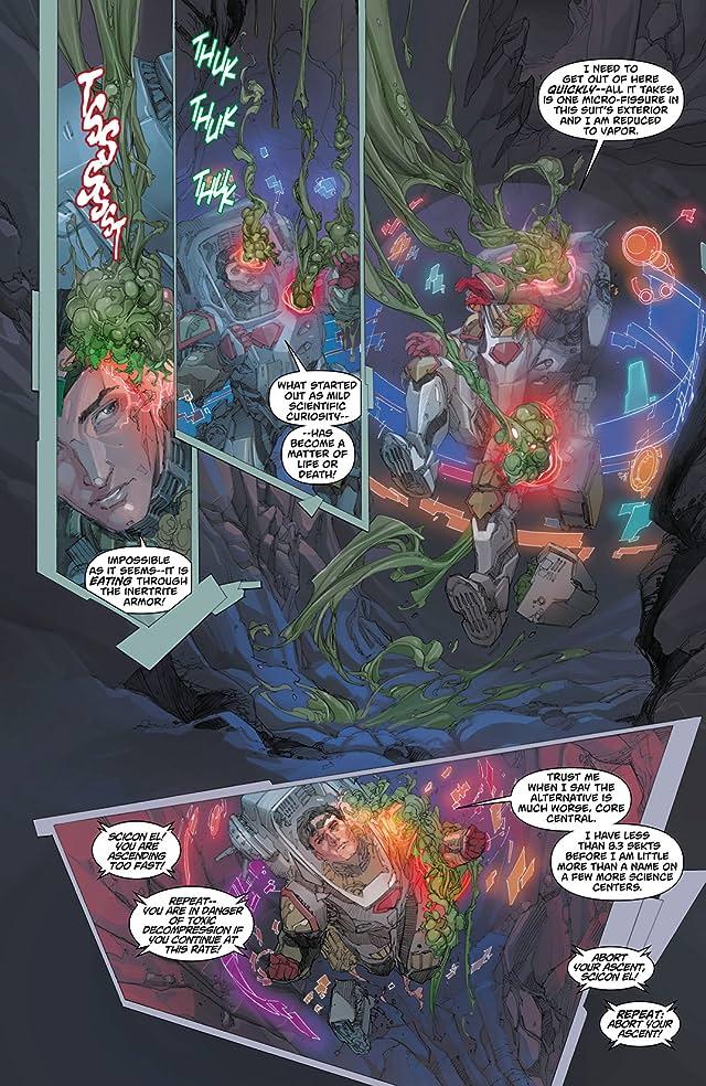 Superman (2011-) #0