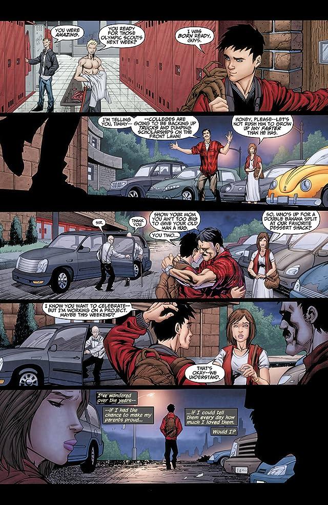 Teen Titans (2011-2014) #0