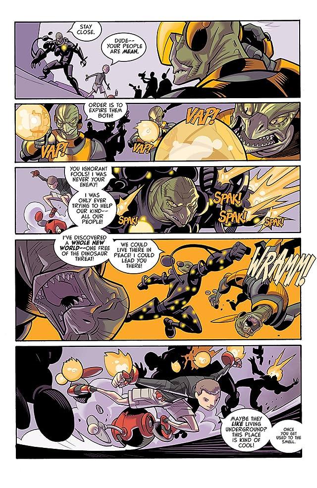 Super Dinosaur #14