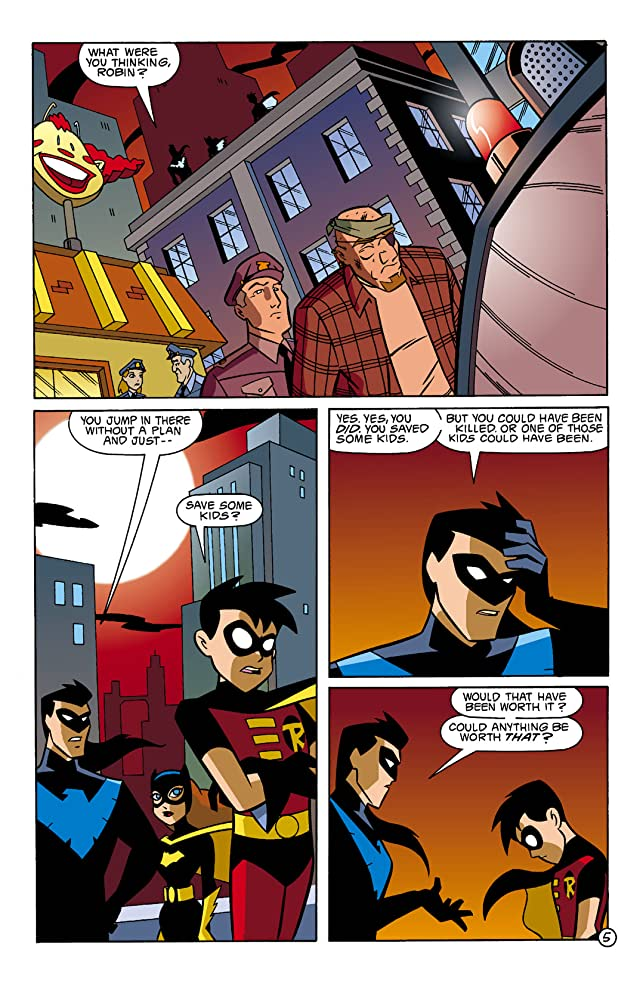 Batman: Gotham Adventures #19