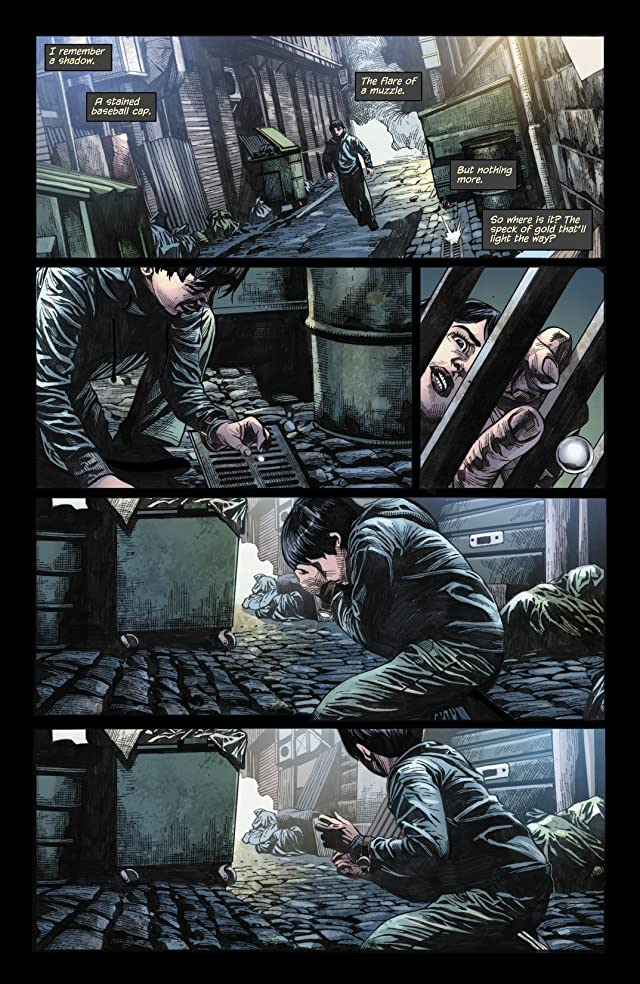 click for super-sized previews of Batman: The Dark Knight (2011-2014) #0