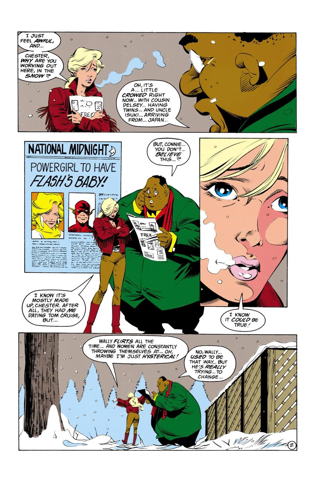 The Flash (1987-2009) #59