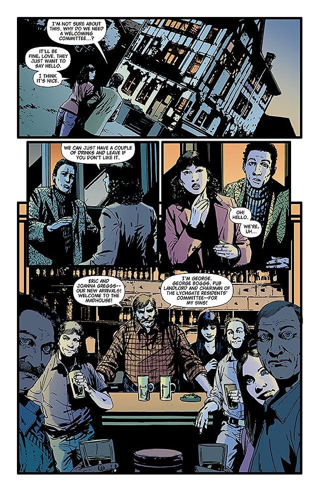 Hellblazer #236