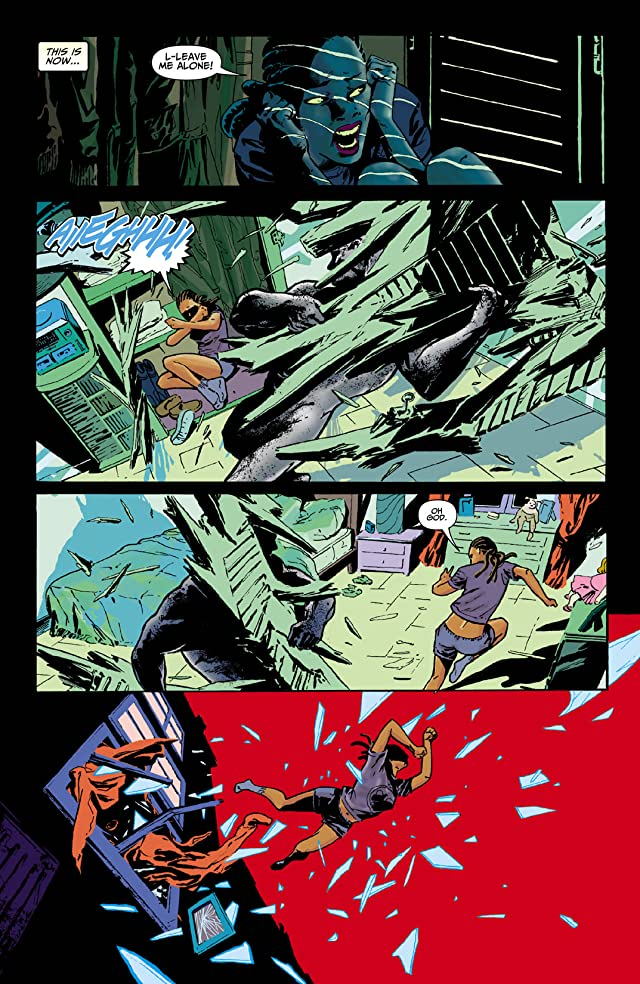 click for super-sized previews of Infinity Inc. (2007-2008) #1