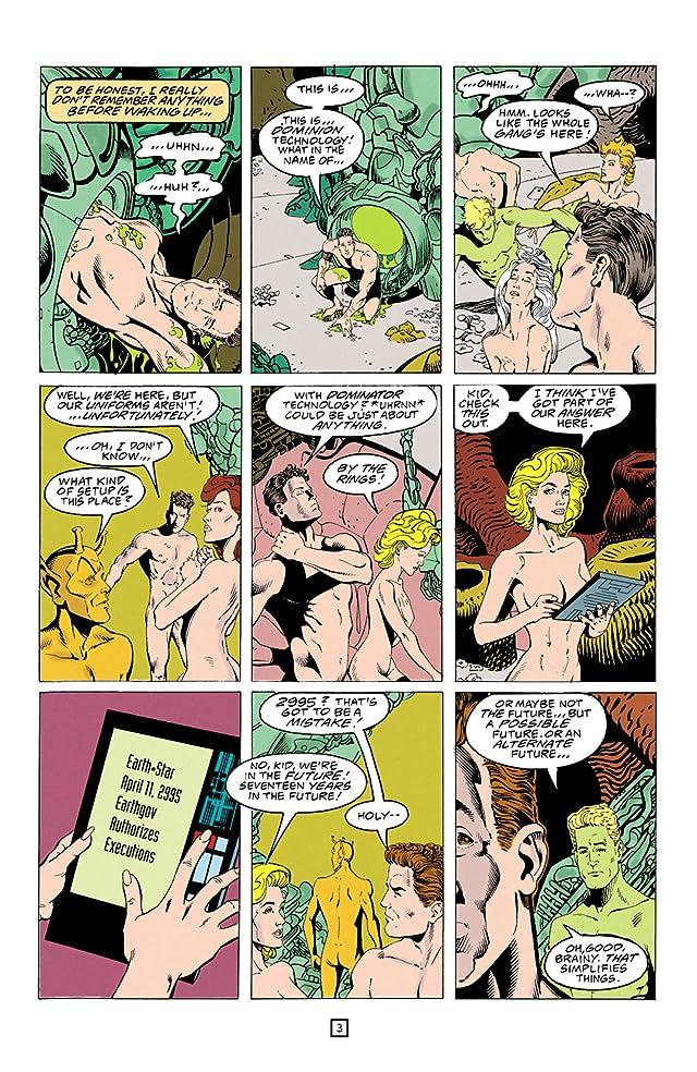 Legion of Super-Heroes (1989-2000) #25