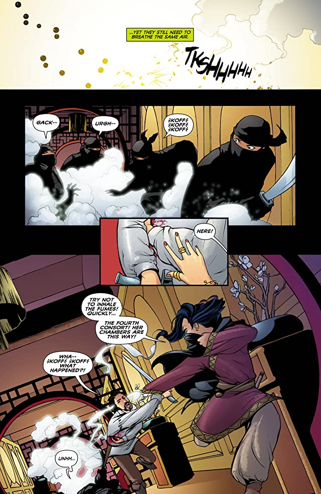 click for super-sized previews of Madame Xanadu (2008-2011) #4