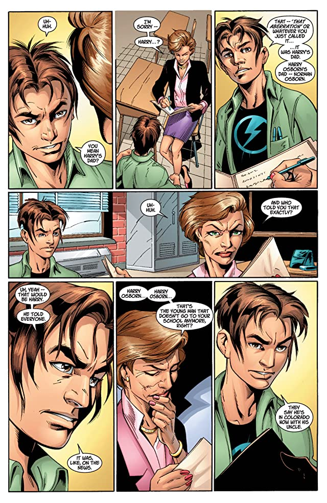 Ultimate Spider-Man (2000-2009) #11