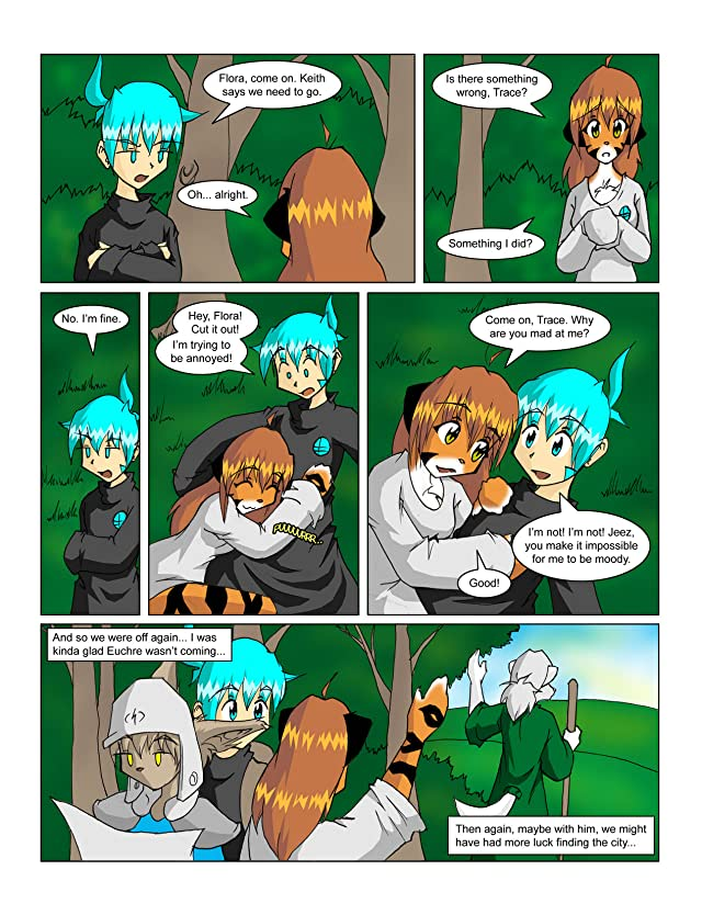 Twokinds Vol. 2