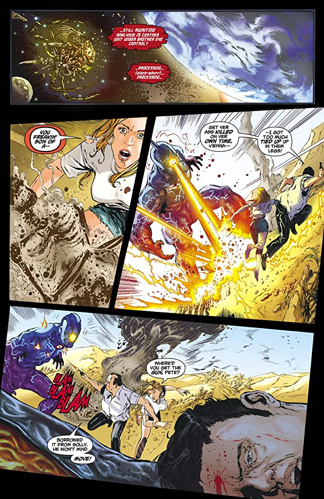 click for super-sized previews of OMAC (2006-2007) #5
