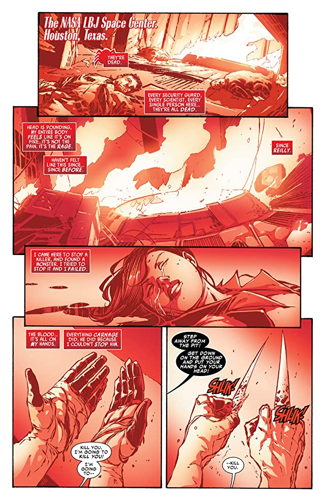 click for super-sized previews of Scarlet Spider #10