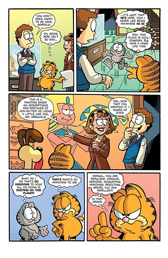 click for super-sized previews of Garfield #6