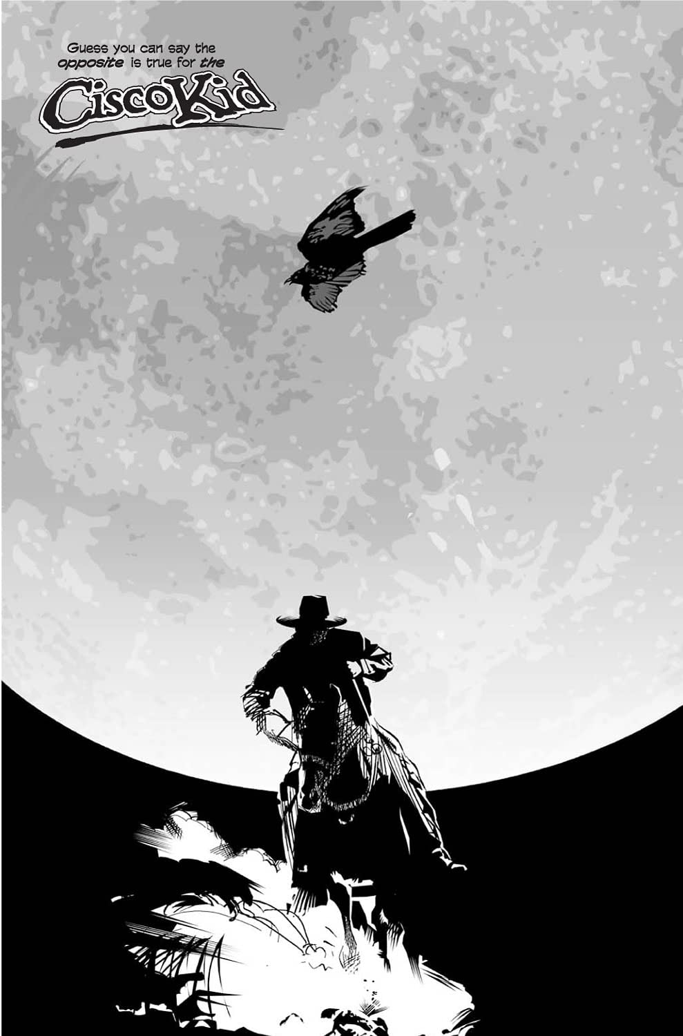 The Cisco Kid #1
