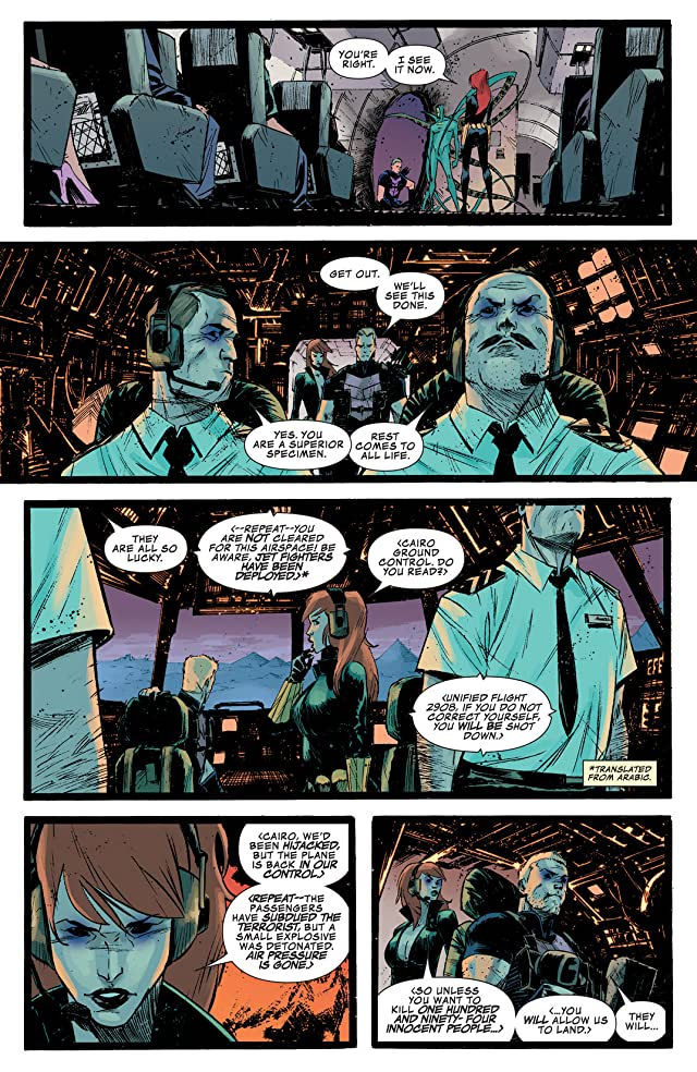 click for super-sized previews of Secret Avengers (2010-2012) #32