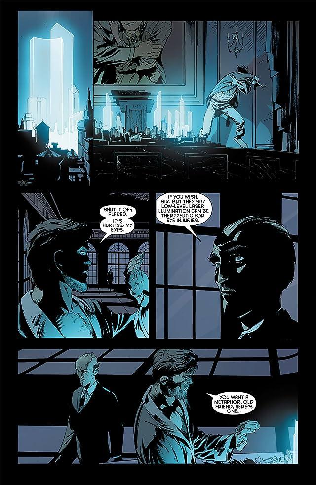 Batman (2011-) #8