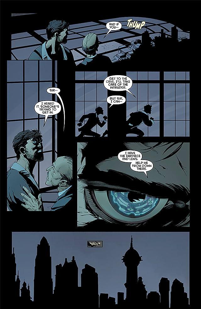click for super-sized previews of Batman (2011-) #8