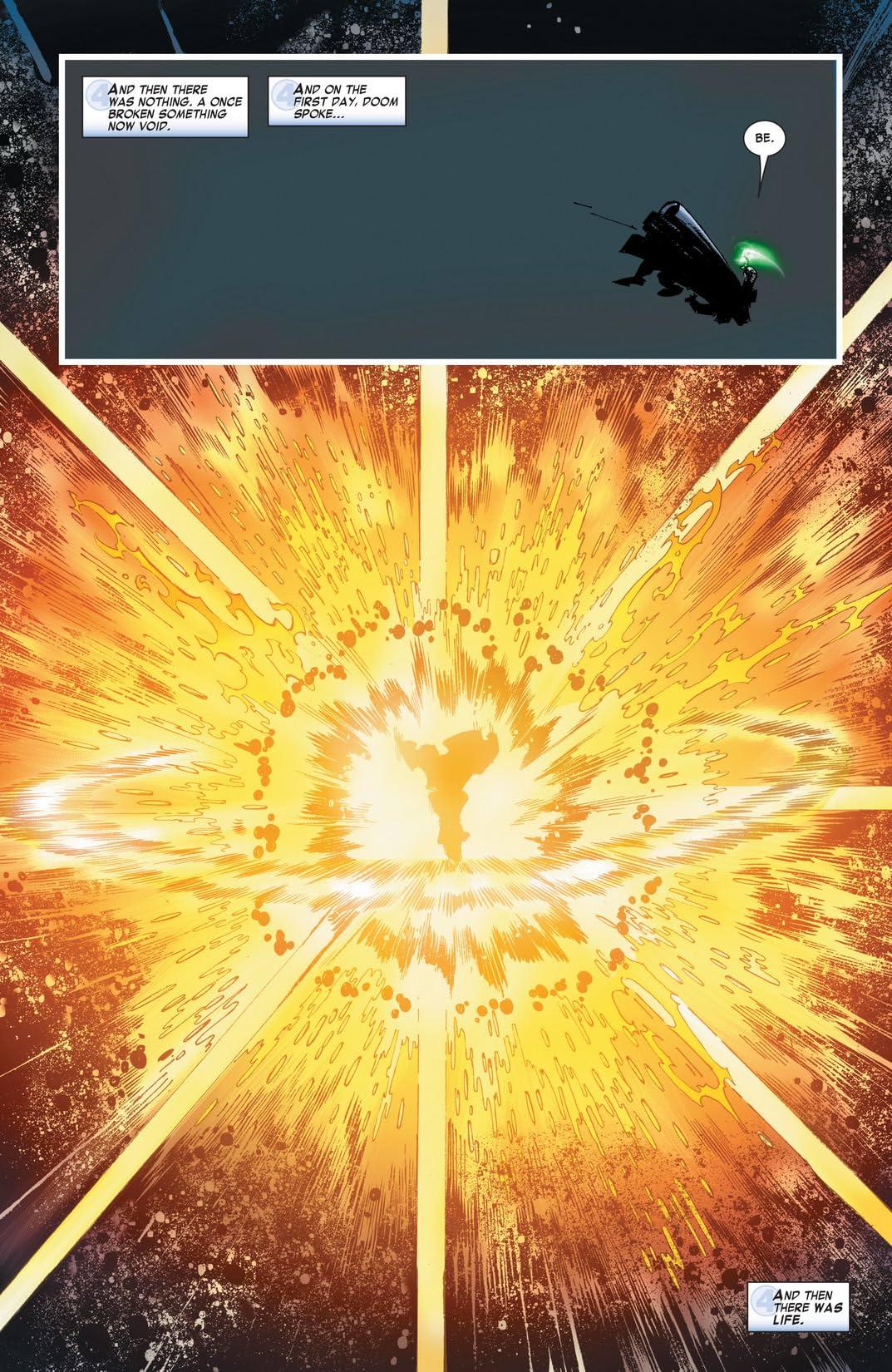 Fantastic Four (1998-2012) #611