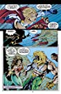 click for super-sized previews of Justice Leagues (2001) #1: Justice League of Atlantis