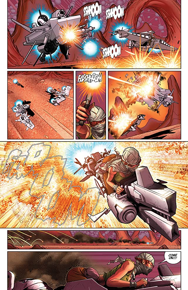 click for super-sized previews of Avengers (2010-2012) #31